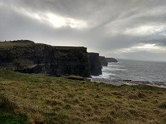 Ireland 2018:  Cliffs of Moher