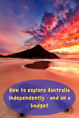 How to explore Australia independently - and on a budget