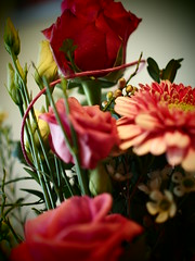 Der Blumenstrauß
