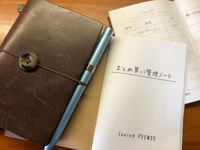 Travelers' Note refill