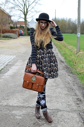 Outfit: 28.1.2018