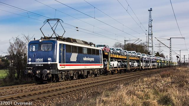 PRESS 110 511 on DGS 69549 at Ahlten