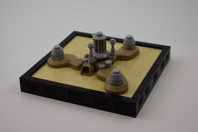 MOC microscala - Desert Temple