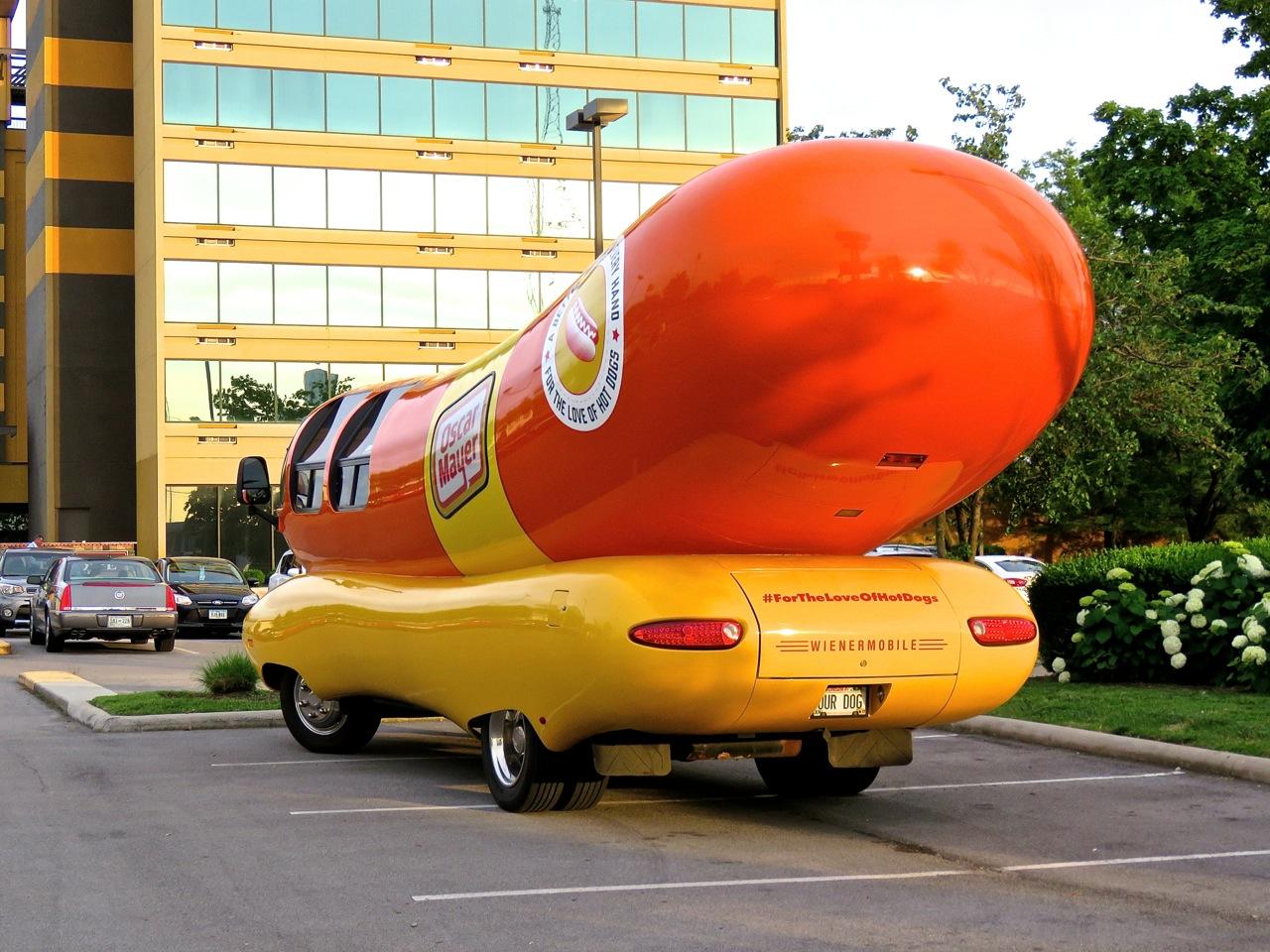 Oscar Mayer Wienermobile 4