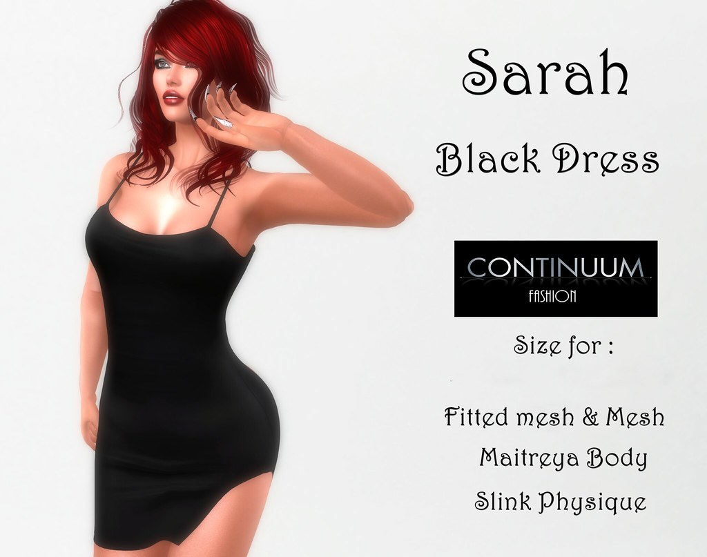Continuum - Sarah Black GIFT