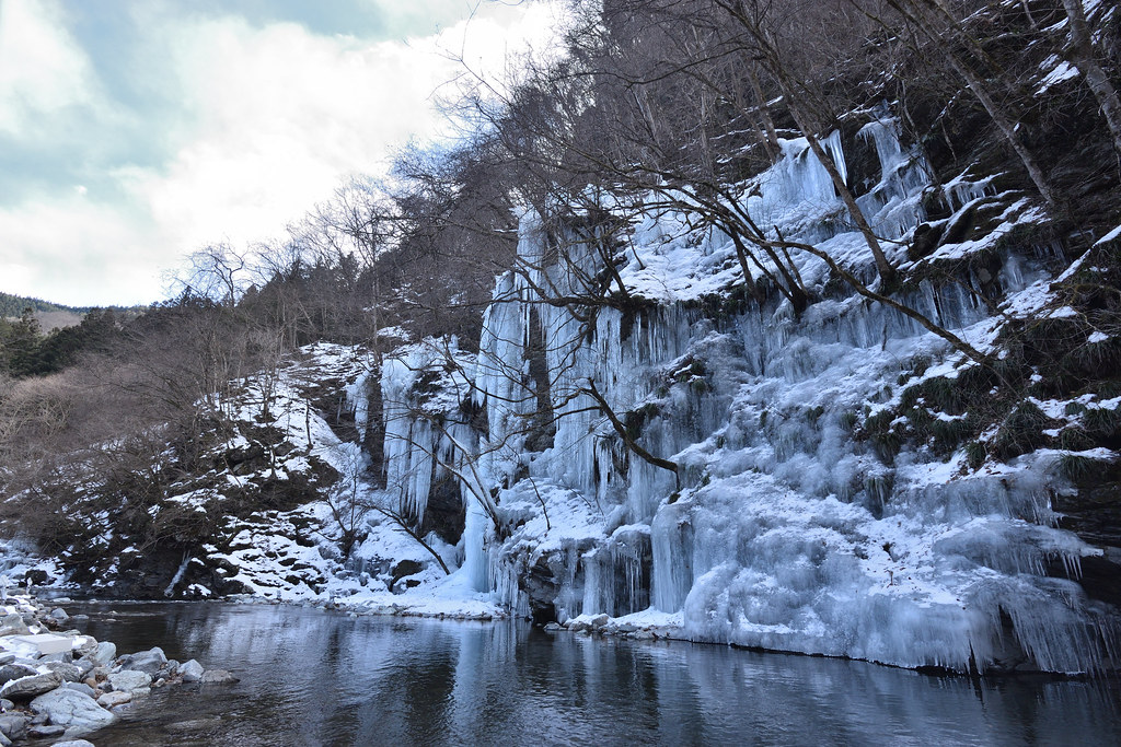結晶の滝:Crystal Falls
