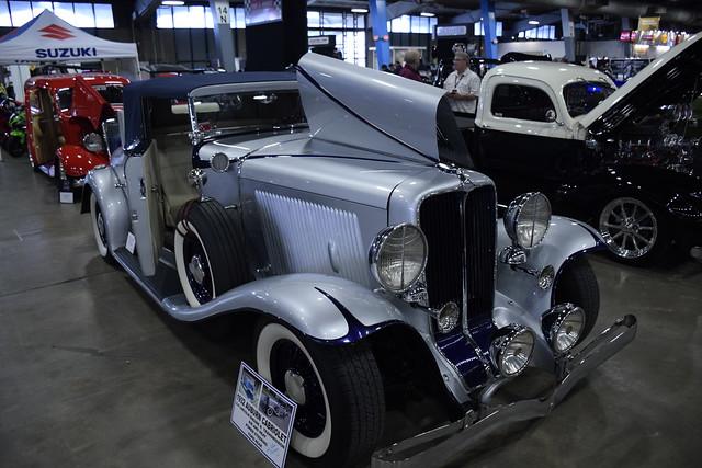 1932 Auburn Cabriolet