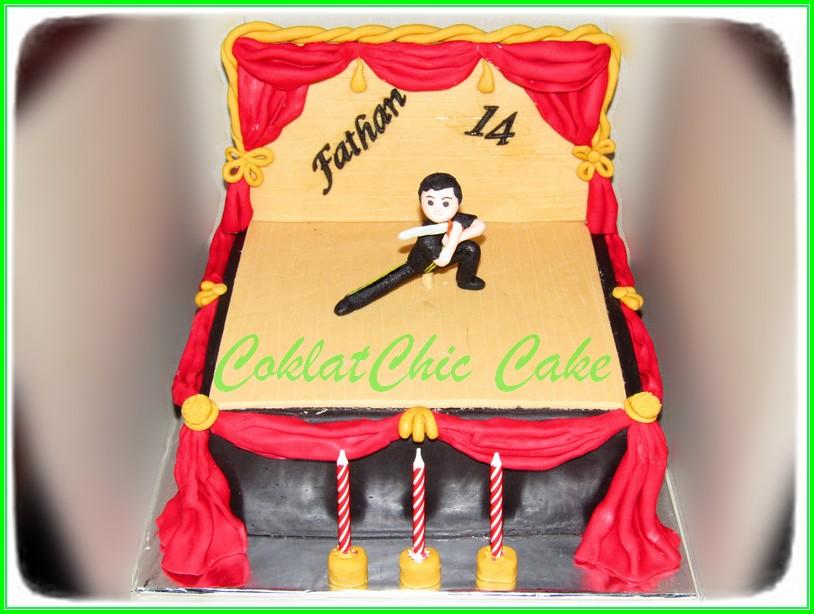 cake Wushu FATHAN 20cm