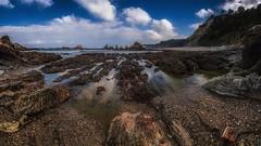 Playa de Gueirua.