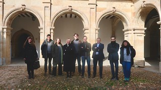 PROVIDEDH Kick-Off Meeting Salamanca 2018