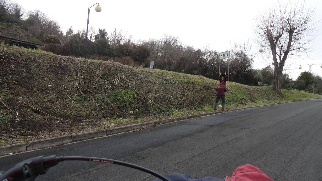 Hike Invernale 2018 Rover - Lago di Bolsena