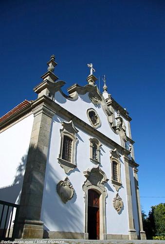 Igreja Matriz de Santiago de Besteiros - Portugal 🇵🇹