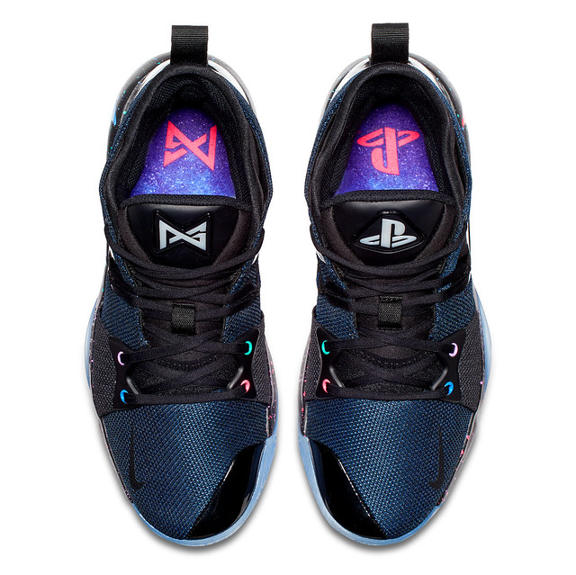 1e9d6bf015d Paul George + PlayStation  Introducing the PG-2 PlayStation Colorway ...