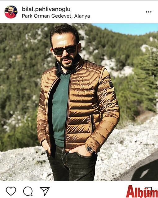 Pehlivanoğlu Komisyon Evi 24'ün sahibi Bilal Pehlivanoğlu, haftanın yorgunluğunu Park Orman Gedevet'te attı.