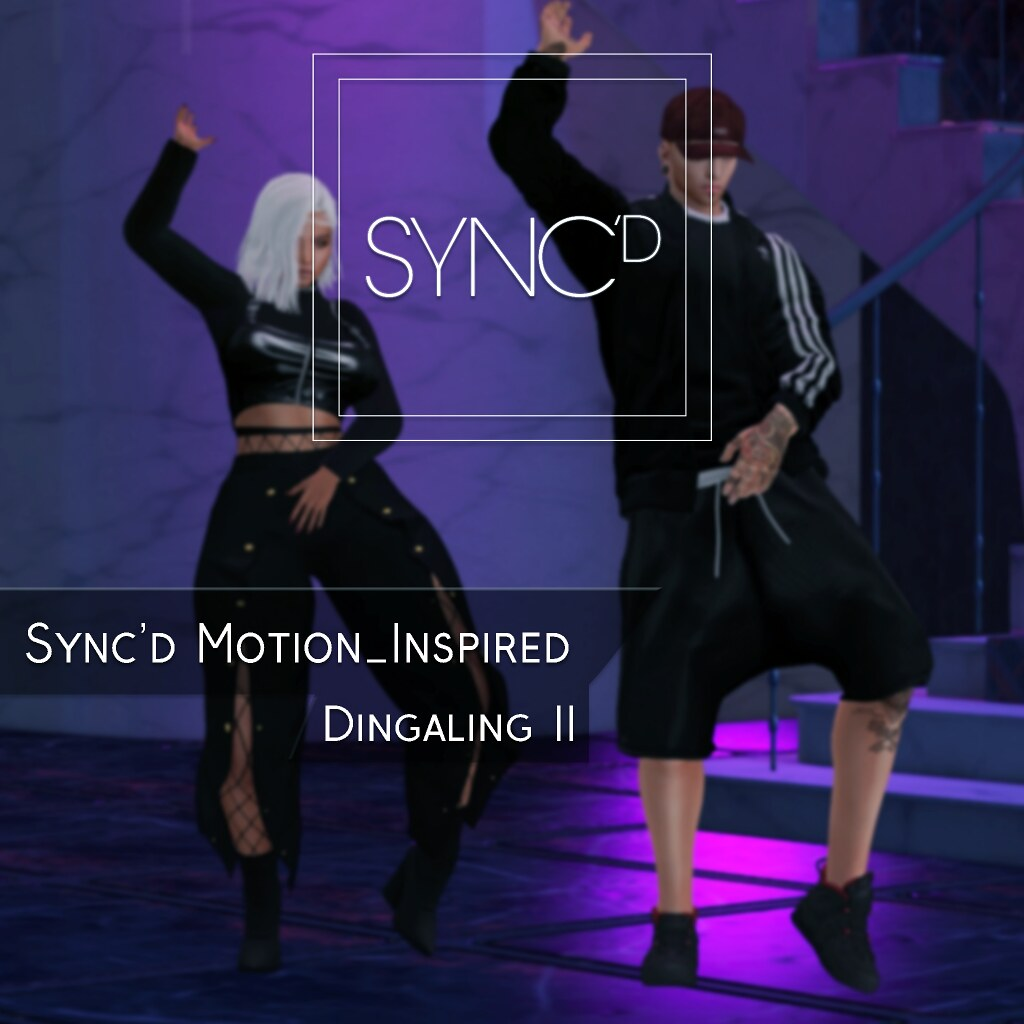 Sync'd Motion__Inspired - Dingaling II Pack