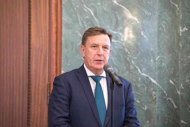 Ministru prezidents Māris Kučinskis piedalās Nevalstisko organizāciju un Ministru kabineta sadarbības memoranda īstenošanas padomes sēdē