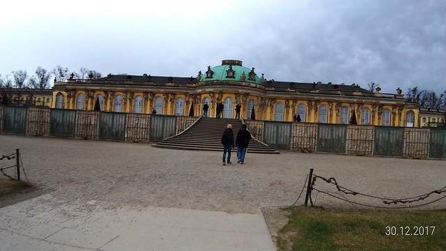 Potsdam, Complexo Sansoussi