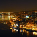 Porto after dark by Philip Wood Photography