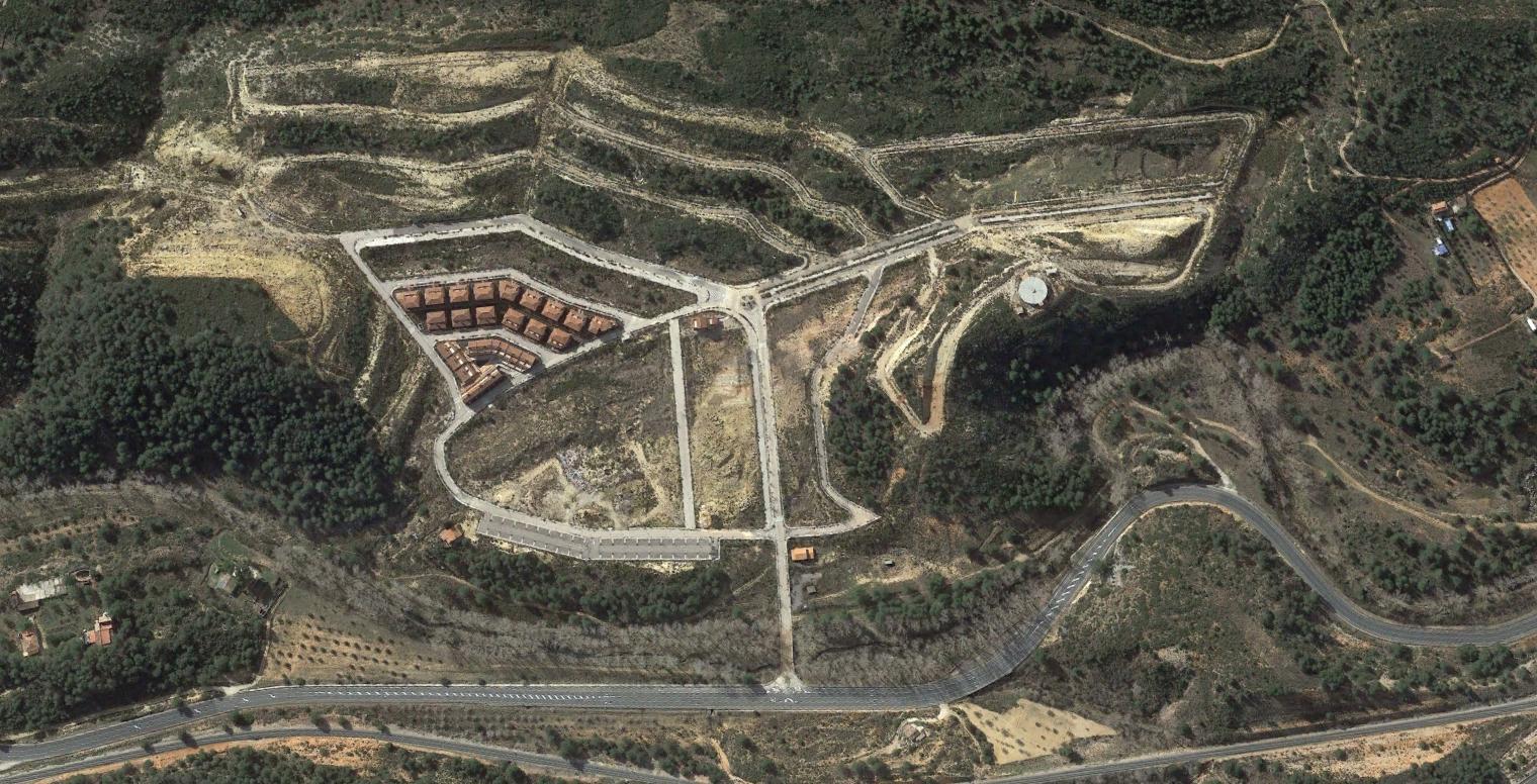urbanización ríos del belengueron, valencia, don mendo, después, urbanismo, planeamiento, urbano, desastre, urbanístico, construcción, rotondas, carretera