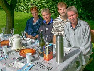 Geburtstagsfeier Elisabeth in Monschau