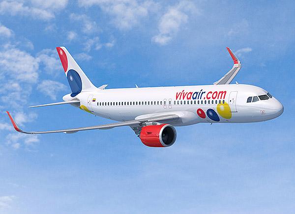 Viva Air A320neo (Airbus)