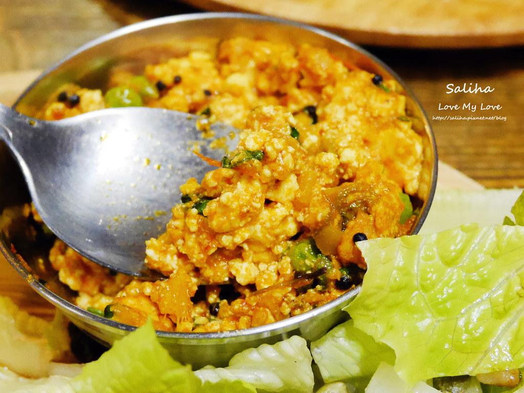 3 Idiots Toast Curry 三個傻瓜印度蔬食南京店全素早午餐印度菜 (3)
