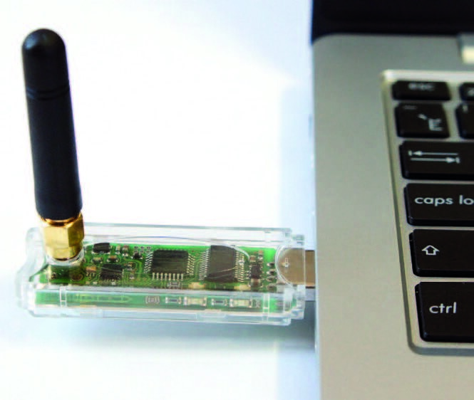 Рис. 8. Радиомодем USB/PM
