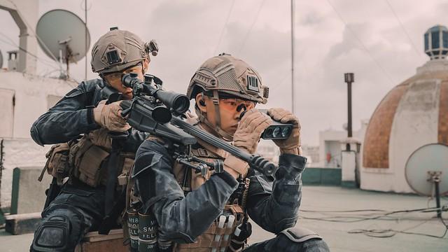 Operation Red Sea Huang Jingyu Yi Fang
