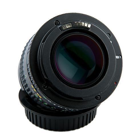 Minolta MD Rokkor 50mm f1.2 с байонетом Canon EF
