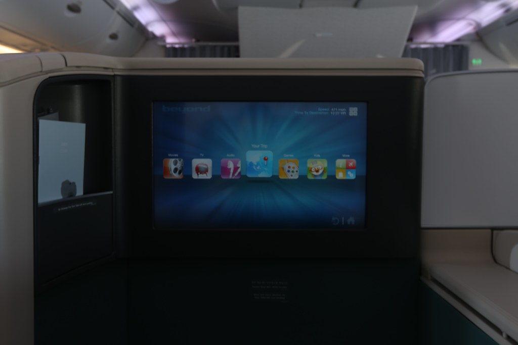 Korean Air A380 First Class 19