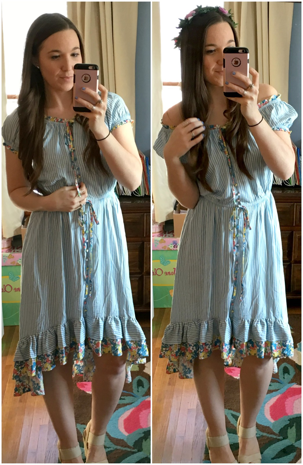 Matilda Jane Come Away With Me Dress