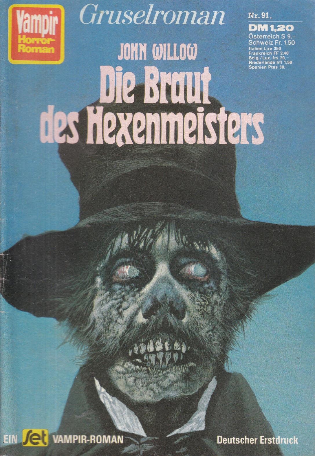 Karel Thole - Vampir Horror Roman - 091