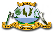 Zanzibar coat of arms