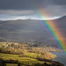 Rainbow over Bassenthwaite Lake