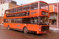 STRATHCLYDE'S BUSES A75 KGG135Y