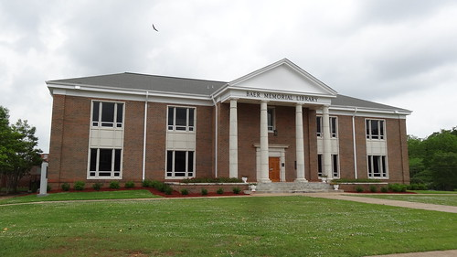 Baer Memorial Library, Marion Military Institute, Marion, AL