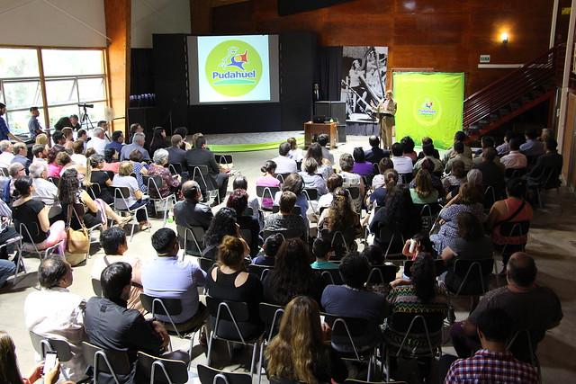 Presentación Proyectos MOP en Pudahuel