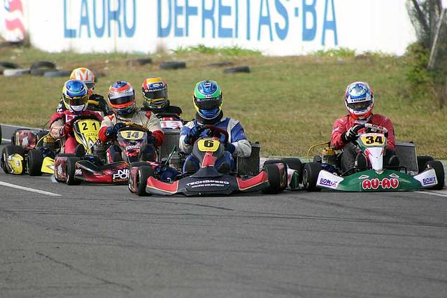 I Bateria I Etapa Copa Baiana de Kart 2012