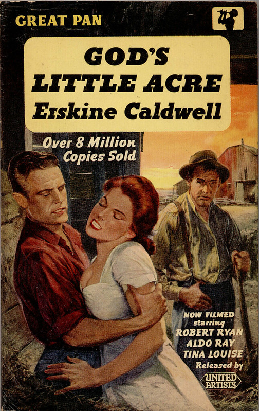 God`s Little Acre - Book Cover 1