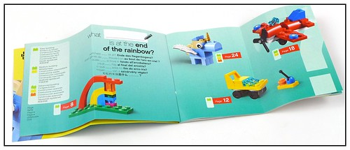 LEGO 10401 Rainbow Fun - Happy! 06