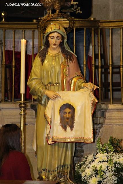 Misa y ruta Hermanos de la Sta. Verónica