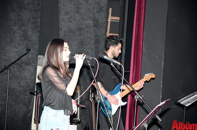 Hasan Çolak Anadolu Lisesi Mehmetçik için konser verdi-2