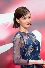 "Honda Tsubasa from ""FULLMETAL ALCHEMIST"" at Opening Ceremony of the Tokyo International Film Festival 2017"
