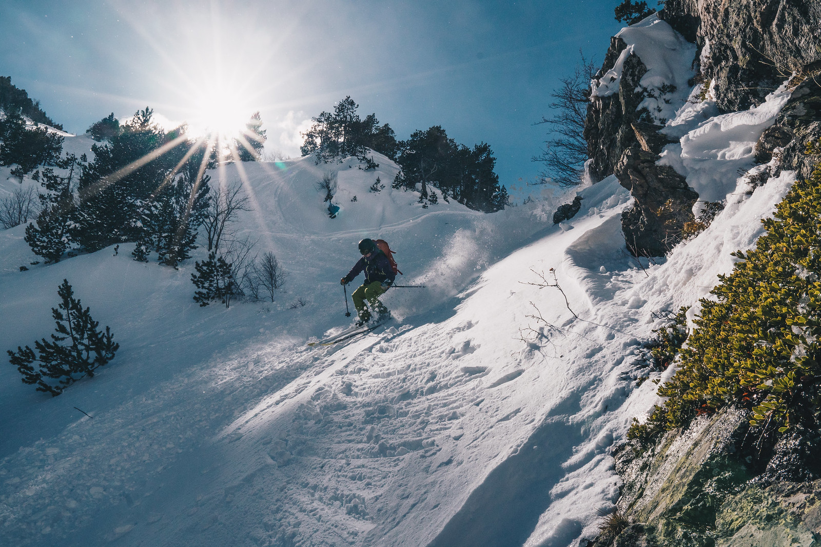 Andorra - Arcalis