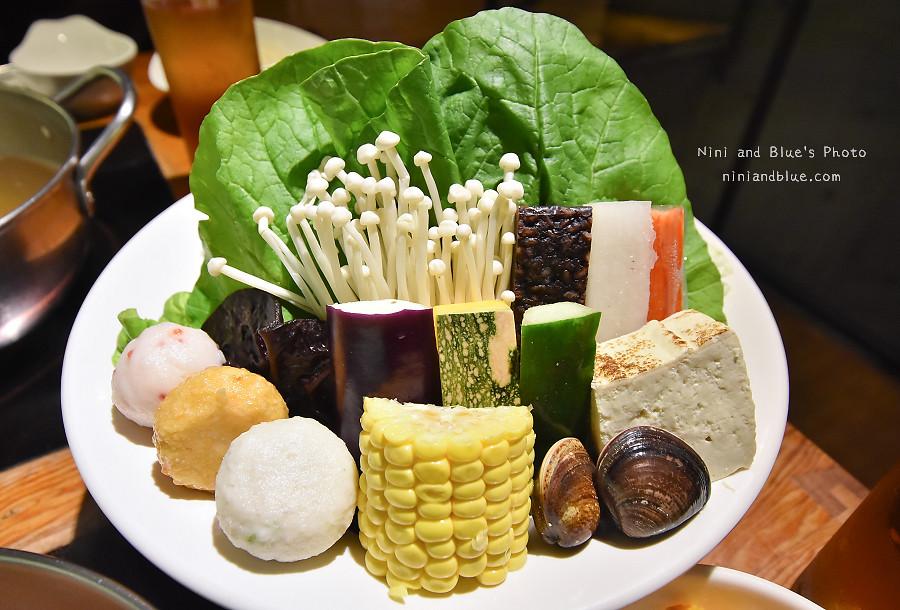 台中火鍋 輕井澤 八錢 menu 菜單10