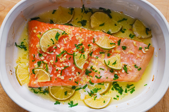 easy salmon recipes, healthy salmon recipes
