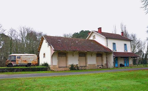 Gare de Beaulac-Bernos - 03