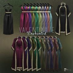 NEW! Valentina E. Enchanted Ensemble GACHA @ The Epiphany!