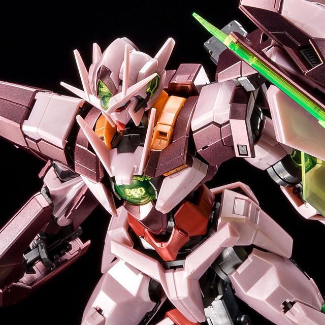 MG 1/100《機動戰士鋼彈00》GNT-0000 量子型00(00 QanT)Trans-AM模式[特殊鍍膜版]【PB限定】