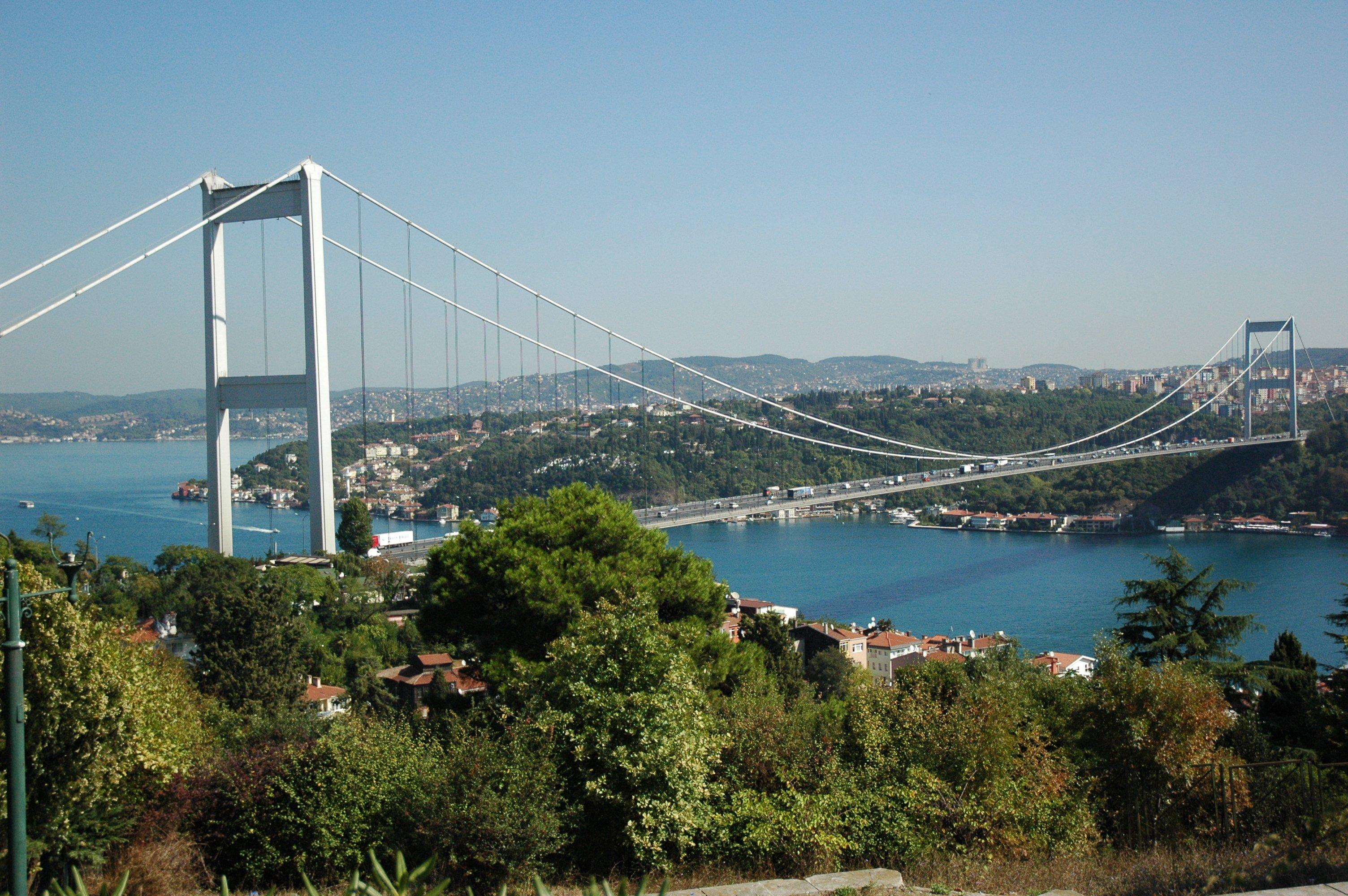 جسر-البوسفور